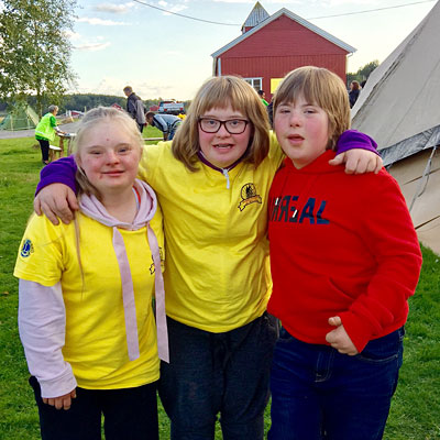 tre venner